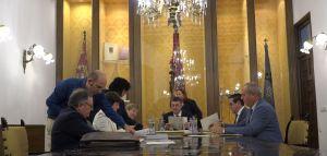 La Mesa de Les Corts constituye en Orihuela la comisión de estudio sobre los efectos de la DANA en la Vega Baja