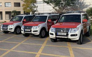 El Consorcio de Bomberos refuerza su dotación de vehículos en Torrevieja