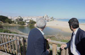 Carlos Mazón destaca el compromiso de la Diputación con Pilar de la Horadada donde está invirtiendo 1,3 millones de euros