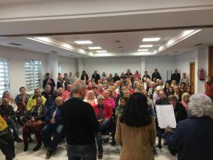 Cambiemos Orihuela y CLARO denuncian el retraso en la reapertura completa del Centro Deportivo Municipal de la Costa