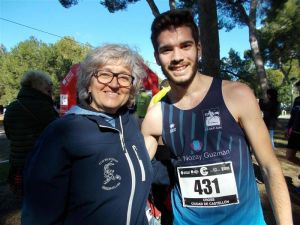 El atletismo comarcal, en el nacional de cross en Soria