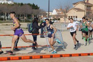 Smaili, el mejor de la comarca en el campeonato de España de cross