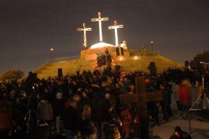 La Generalitat declara los actos del Jueves Santo en el Monte Calvario de Rojales como Fiesta de Interés Turístico Provincial de la Comunidad Valenciana