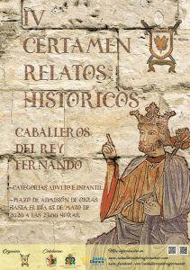 La comparsa Caballeros del Rey Fernando pone en marcha la cuarta edición del Concurso de Relatos Históricos