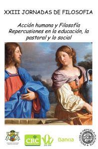 Orihuela acoge este sábado las XXIII Jornadas de Filosofía