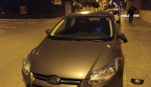 La Policía Local de Almoradí detiene a cinco personas por ocasionar daños en vehículos