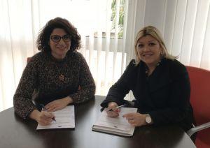 Mancomunidad Bajo Segura firma un convenio con Convega para realizar prácticas profesionales no laborales