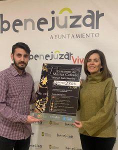 Benejúzar celebra el 23 de febrero la II edición del Certamen de Música Cofrade