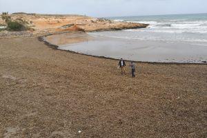 El Ayuntamiento inicia dos campañas para recoger plástico en las playas de Orihuela Costa