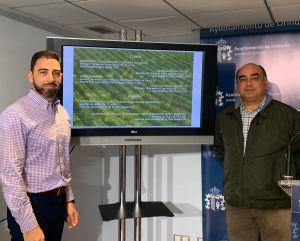Orihuela organiza  un Plan de Formación Agroalimentaria