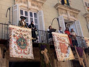 La Armengola protagoniza el tradicional pregón de apertura del Mercado Medieval
