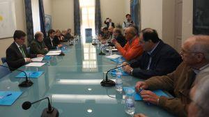 La Diputación coordinará las alegaciones contra el aumento del caudal ecológico del trasvase Tajo-Segura