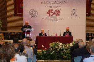 """Arranca la segunda fase del Congreso Diocesano de Educación """"En el Camino de una Alianza: Ciencia y Fe"""""""
