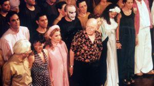 Muere a los 97 años el director de teatro rojaleño Alberto González Vergel
