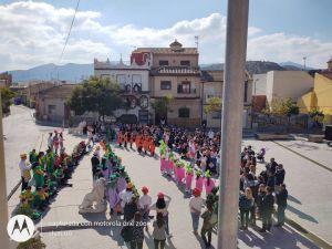 Los escolares de Benferri celebran el Carnaval