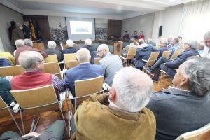 La Generalitat presenta a los regantes tradicionales de la Vega Baja su plan de infraestructuras hidráulicas tras la DANA