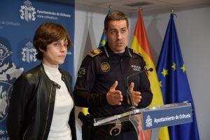 Orihuela busca incorporar  32 agentes de policía local mediante comisión de servicio