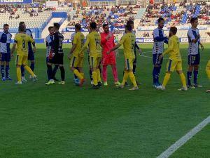 Los amarillos se enfrentan en otra final al Llagostera