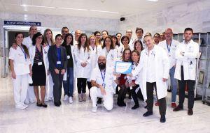 El Servicio de Medicina Interna del Hospital Universitario de Torrevieja premiado por su atención excelente