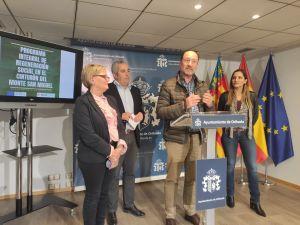 Orihuela pondrá en marcha un programa para la regeneración social en el Cinturón del Monte de San Miguel