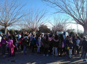 Más de un centenar de escolares se darán cita en la plantación de árboles Almoradí