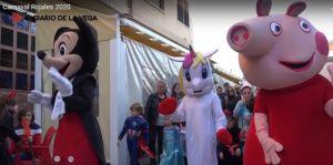 Rojales celebra el Carnaval al ritmo de los tambores