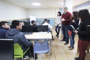 16 jóvenes comienzan el curso de Comunicación Digital en Guardamar del Segura