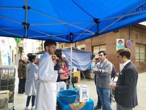 Bigastro se adhiere a la campaña de Hidraqua para concienciar a la ciudadanía sobre el uso correcto del inodoro