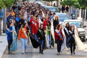 El Medio Año Festero consolida la fiestas de Moros y Cristianos de Guardamar como una de las más  importantes de la provincia